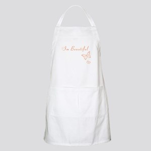 Beautiful Butterfly BBQ Apron