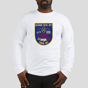 Baltimore Jail Long Sleeve T-Shirt