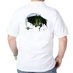 RPGFan Dragon Golf Shirt