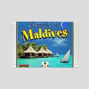 Maldives Magnets