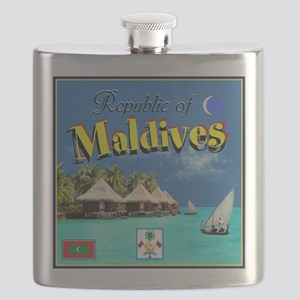 Maldives Flask