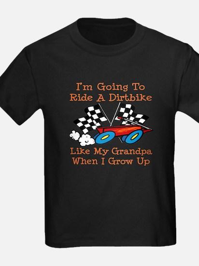 Dirtbike Like Grandpa T