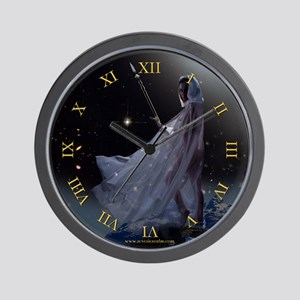 The Witch Queen Wall Clock