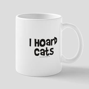 I Hoard Cats Mug