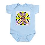 358b. born yesterday Infant Creeper