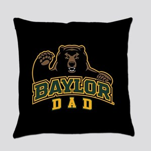 Baylor Dad Bear Everyday Pillow