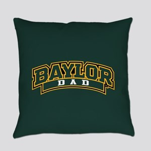 Baylor Dad Logo Everyday Pillow