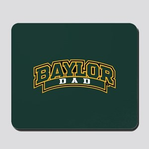 Baylor Dad Logo Mousepad