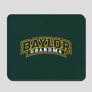 Baylor Grandma Logo Mousepad