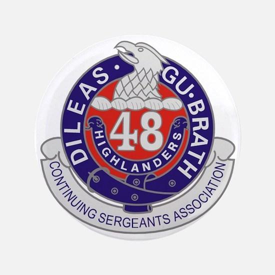 "48th Highlanders CSA 3.5"" Button"