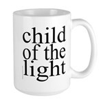 296d. child of the light Large Mug
