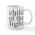 296d. child of the light Mug