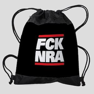 FCK NRA Drawstring Bag