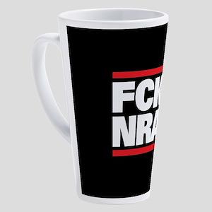 FCK NRA 17 oz Latte Mug