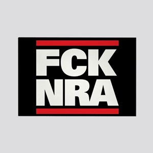 FCK NRA Rectangle Magnet