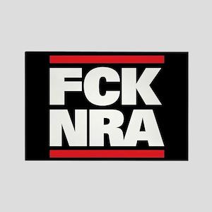 FCK NRA Rectangle Magnet