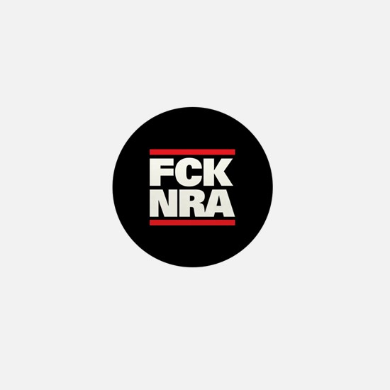 FCK NRA Mini Button