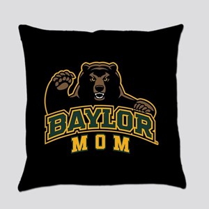Baylor Mom Bear Everyday Pillow