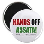 """Hands off Assata 2.25"""" Magnet (10 pack)"""