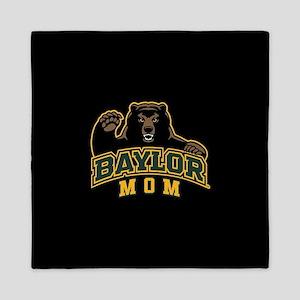 Baylor Mom Bear Queen Duvet