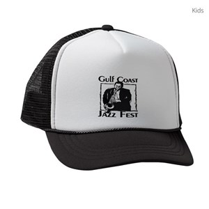 69841d9892960 Gulf Coast Kids Trucker Hats - CafePress