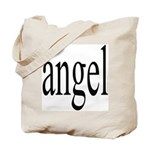 346.angel Tote Bag