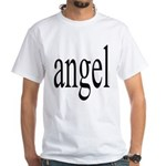 346.angel White T-Shirt