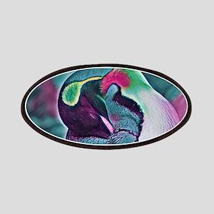 Rainbow Penguin Patch