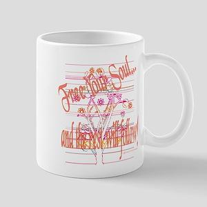 Free Your Soul Mug