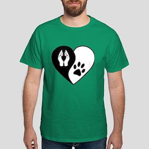 Yin to my Yang Dark T-Shirt