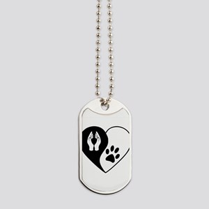 Yin to my Yang Dog Tags