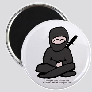 Little Ninja Magnet