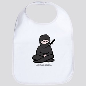 Little Ninja Bib
