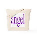 346.angel Tote Bag