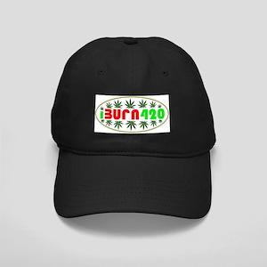 iBURN420 Black Cap