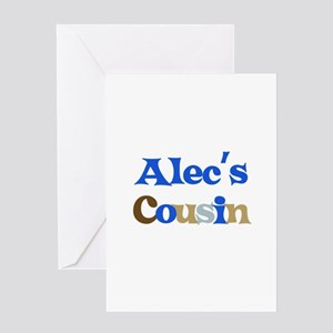 Alec's Cousin Greeting Card