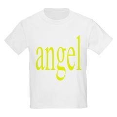 346.angel Kids T-Shirt