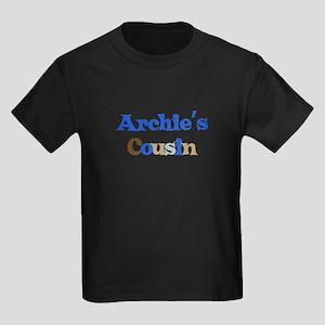 Archie's Cousin Kids Dark T-Shirt