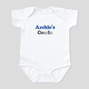 Archie's Cousin Infant Bodysuit