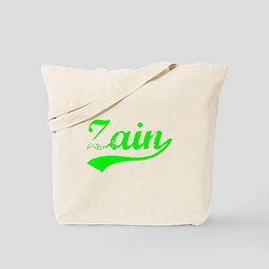 Vintage Zain (Green) Tote Bag