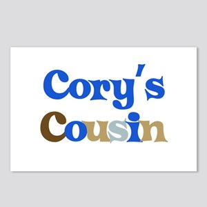 Cory's Cousin Postcards (Package of 8)
