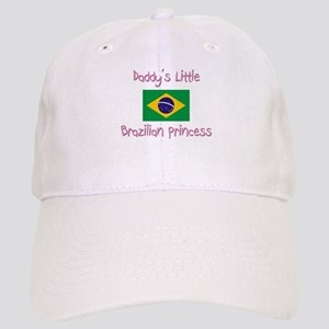Daddy's little Brazilian Princess Cap