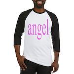 346.angel Baseball Jersey