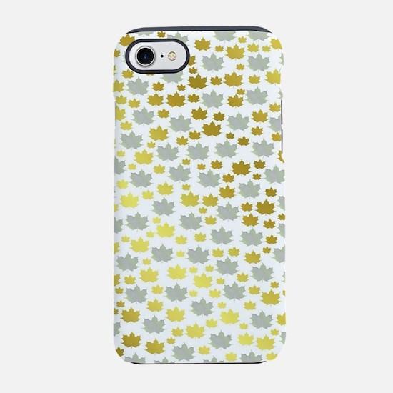 silver,gold,white,gold, silv iPhone 8/7 Tough Case