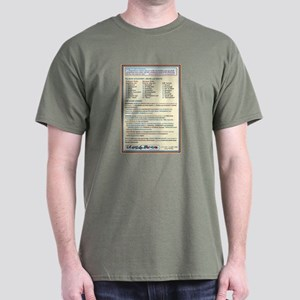 True Freedom, Enlightenment and Slave Shac T-Shirt