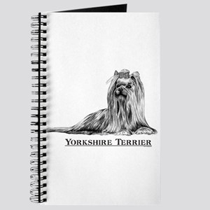 Yorkshire Terrier Dog Breed Journal