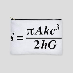 hawkings equation Makeup Bag