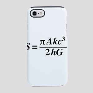 hawkings equation iPhone 8/7 Tough Case