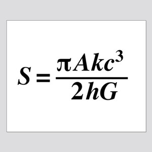 hawkings equation Posters