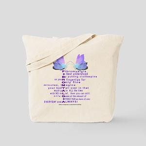 Understanding Fibro Tote Bag